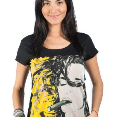 Penelope Cruz par Michael Edery artiste pop art