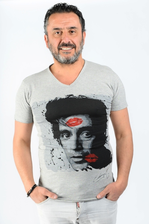 Al Pacino Scarface par Michael Edery artiste pop art