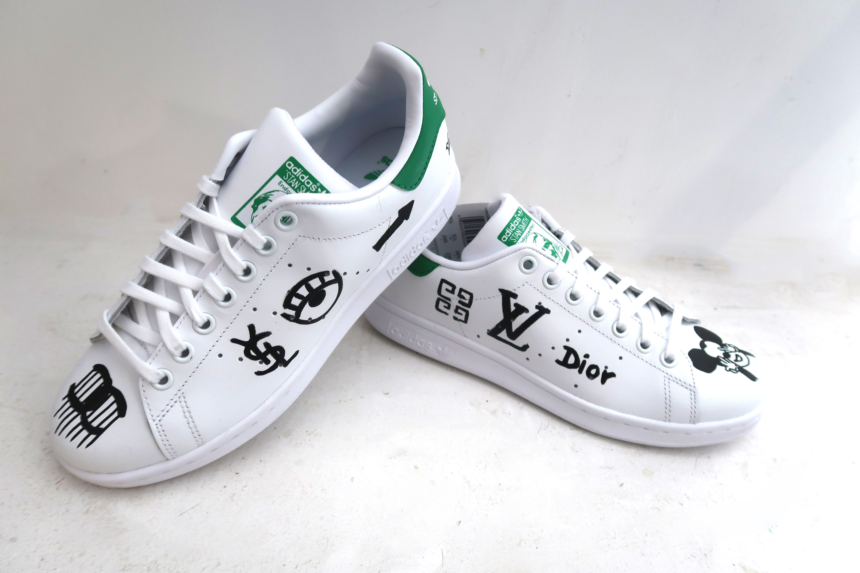 Stan smith customisées