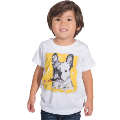 t-shirt enfant street art