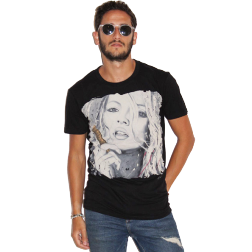 t-shirt pop art michael edery collection