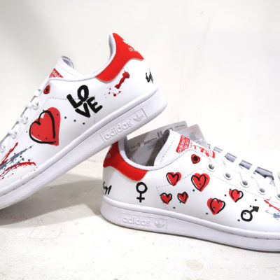 LOVE STAN SMITH BY MICHAEL EDERY